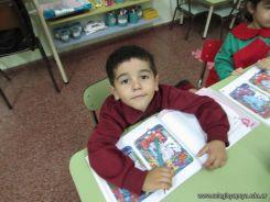 Aprendiendo Ingles en Salas de 5 22
