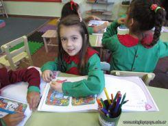 Aprendiendo Ingles en Salas de 5 54
