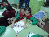 Aprendiendo Ingles en Salas de 5 7