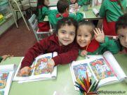 Aprendiendo Ingles en Salas de 5 70