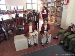 Visitamos la Biblioteca 22