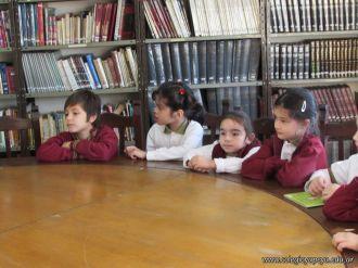 Visitamos la Biblioteca 34