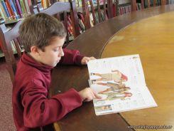 Visitamos la Biblioteca 44