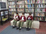 Visitamos la Biblioteca 51