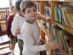 Visitamos la Biblioteca 66