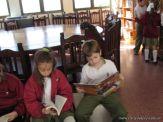 Visitamos la Biblioteca 71