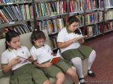 Visitamos la Biblioteca 73