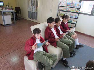 Visitamos la Biblioteca 9