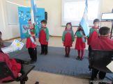 Acto por el Dia de la Bandera en Jardin 1