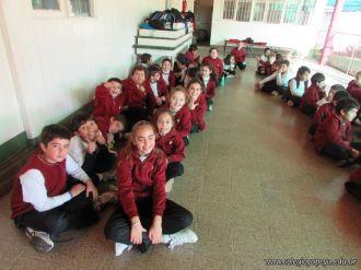 Amistoso con el Colegio Mecenas 1