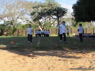 Amistoso con el Colegio Mecenas 45