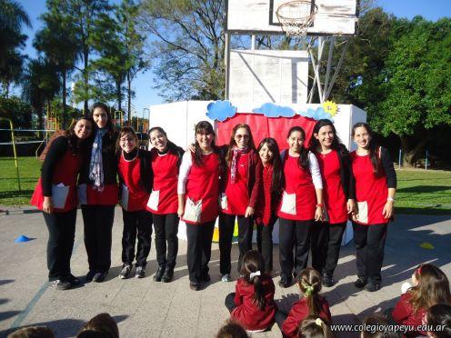 Dia del Jardin de Infantes 1