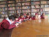 2do grado en Biblioteca 17
