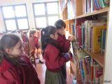 2do grado en Biblioteca 28