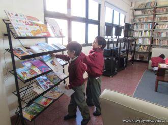 2do grado en Biblioteca 31