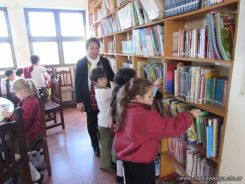 2do grado en Biblioteca 62