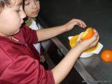 Jugo de Naranjas en Salas de 5 56