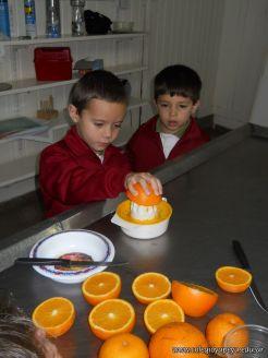 Jugo de Naranjas en Salas de 5 8