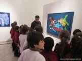 Visita a la Muestra de Cesar Tschanz 2