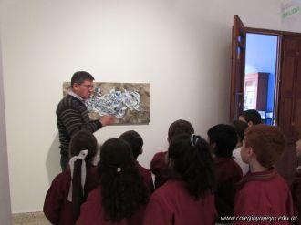 Visita a la Muestra de Cesar Tschanz 20