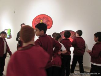 Visita a la Muestra de Cesar Tschanz 23