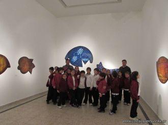 Visita a la Muestra de Cesar Tschanz 9