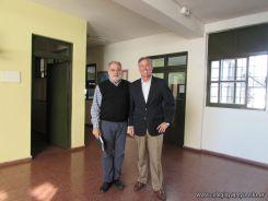 Visita del Headmaster del North Cross School 5