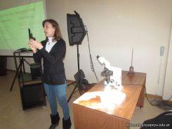 Aprendimos a usar el Microscopio Optico 11