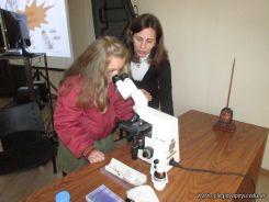 Aprendimos a usar el Microscopio Optico 21