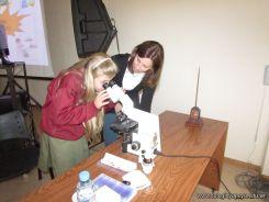 Aprendimos a usar el Microscopio Optico 22