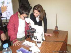 Aprendimos a usar el Microscopio Optico 32
