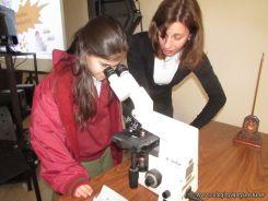 Aprendimos a usar el Microscopio Optico 43
