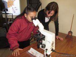 Aprendimos a usar el Microscopio Optico 44