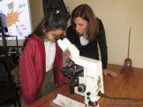 Aprendimos a usar el Microscopio Optico 46