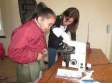Aprendimos a usar el Microscopio Optico 47