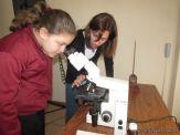 Aprendimos a usar el Microscopio Optico 50