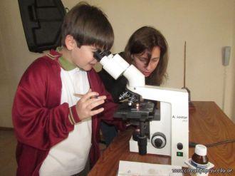 Aprendimos a usar el Microscopio Optico 53