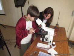 Aprendimos a usar el Microscopio Optico 54