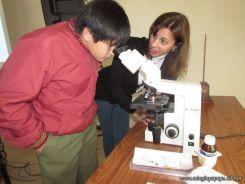 Aprendimos a usar el Microscopio Optico 55
