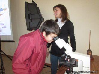 Aprendimos a usar el Microscopio Optico 56