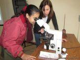 Aprendimos a usar el Microscopio Optico 62