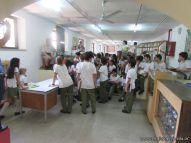 Visita al Museo de Ciencias Naturales 111