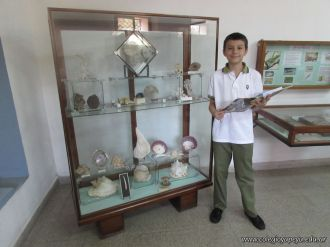 Visita al Museo de Ciencias Naturales 127