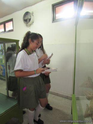 Visita al Museo de Ciencias Naturales 73