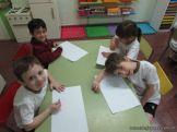 Crayon Fluor y Tempera Aguada 3