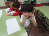 Crayon Fluor y Tempera Aguada 5