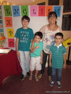 Expo Ingles de 2do y 3er grado 105