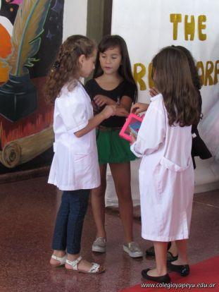 Expo Ingles de 2do y 3er grado 123