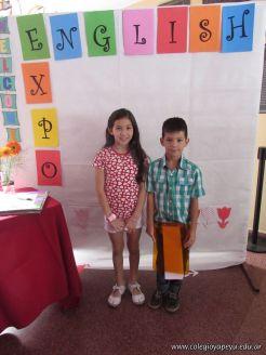 Expo Ingles de 2do y 3er grado 90