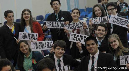 Sexto Modelo de Naciones Unidas en Corrientes 104